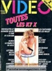 TELE CINE VIDEO Juillet 1986  sex Magazine - 80s Superstar & OLINKA