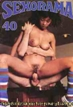 SEXORAMA 40 Color Climax vintage porn magazine - Desiree WEST fucking